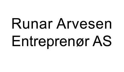 Runar Arvesen Entreprenør